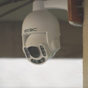 Installing a Pan Tilt Zoom PTZ Camera with Camect Smart Camera Hub