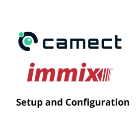 Setup Camect to Integrate with Immix Security Monitoring Software